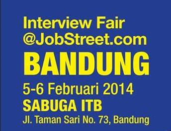Job Fair IT Bandung Februari 2014