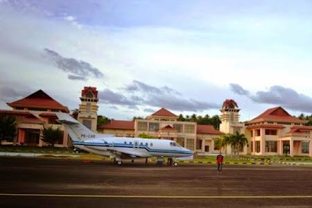 Bandara Maimun Saleh, Sabang, Nanggroe Aceh Darussalam. ZonaAero