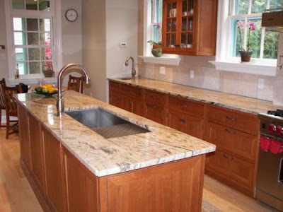 Different Kitchen Countertop Options   Granite, Marble And More