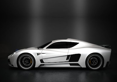 2013 FM Auto Mazzanti Evantra V8