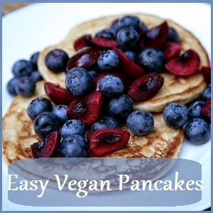 Easy Vegan Pancake Recipe