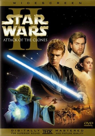 Movie monday: star wars: episode ii - attack of the clones
