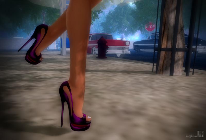 Second Life Fashion Review, Retro Fashion