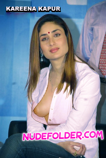 Bollywood Actress Kareena Kapoor Nude Boobs And Pussy Eposing Images