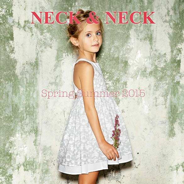 Neck and Neck Spring/Summer 2015 Lookbook