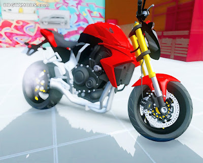 GTA SA - Honda CB1000R do Kirk Silva