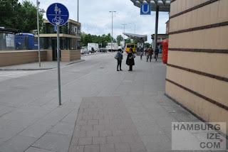 Veloroute 8 - U Horner Rennbahn
