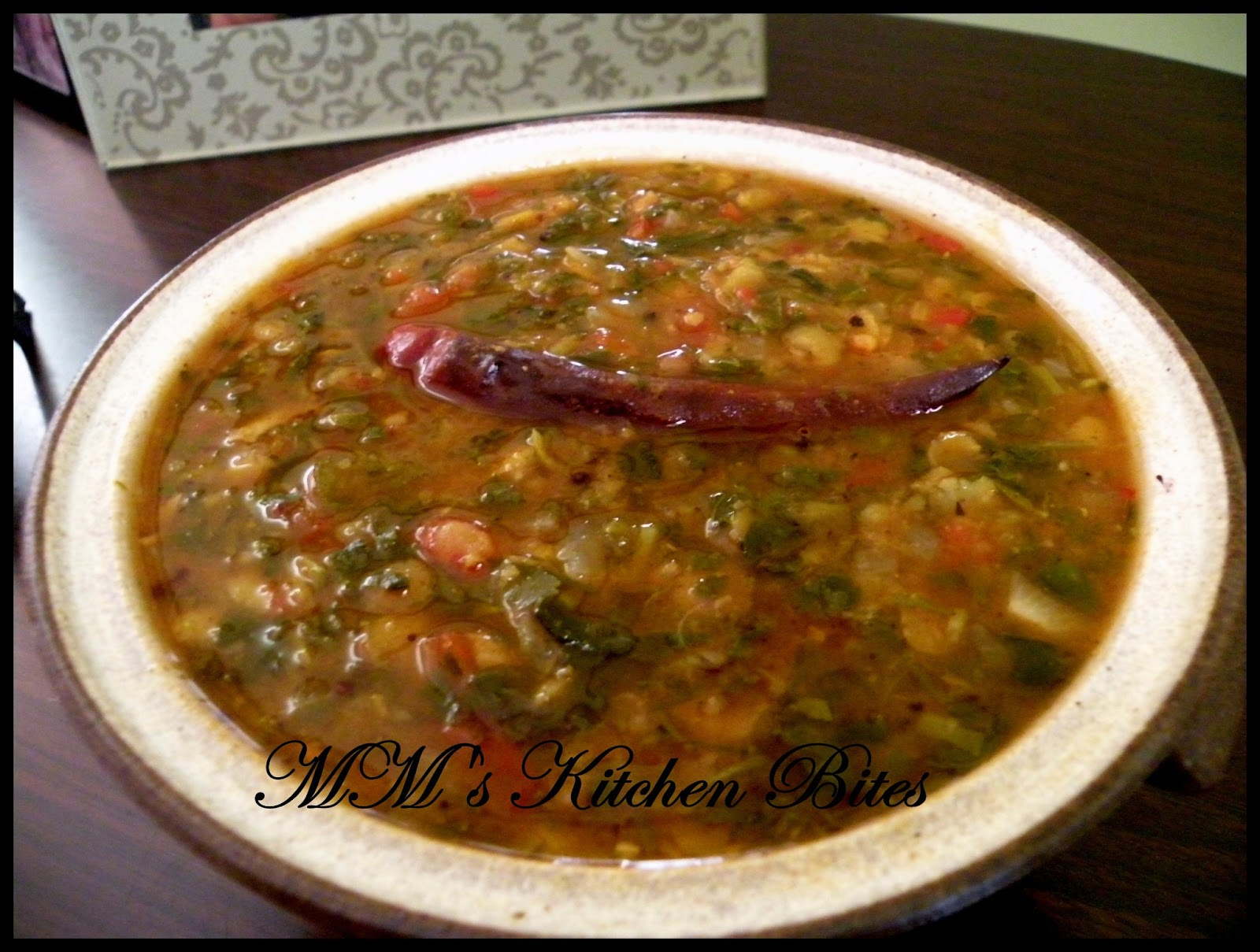 Methi Dal (Lentil Soup With Fenugreek) Recipe — Dishmaps