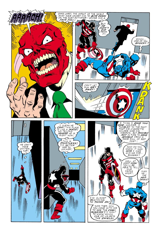 Captain America (1968) Issue #350 #282 - English 38