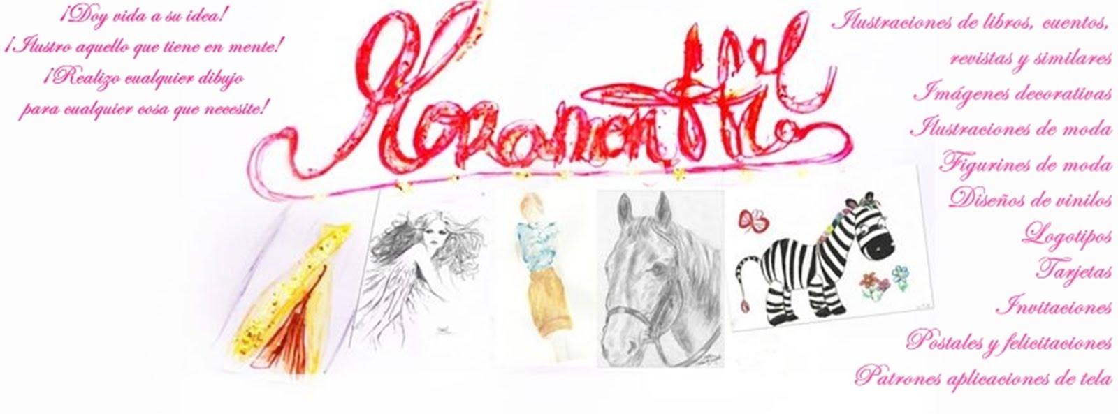 Ilustraciones Moramontti