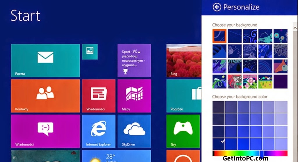 Windows 8 1 download iso 32 64 bit free official for Windows official site