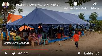 TSUNAMI INDONEZIA - CĂLĂTORIE MISIONARĂ