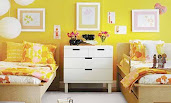 #7 Yellow Bedroom Design Ideas