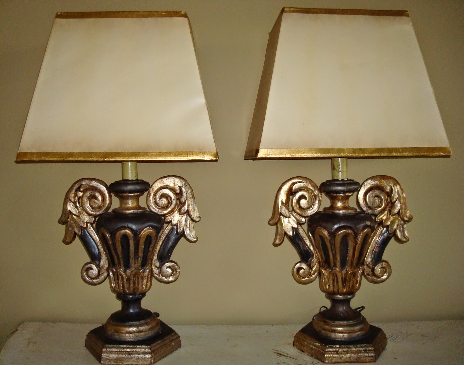 era antiques large and impressive early 20th century silver gilt and polychromed carved wood. Black Bedroom Furniture Sets. Home Design Ideas