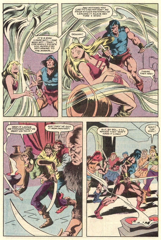 Conan the Barbarian (1970) Issue #165 #177 - English 19