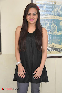 Aksha Latest Pictures at Rey Rey Success Meet  0026