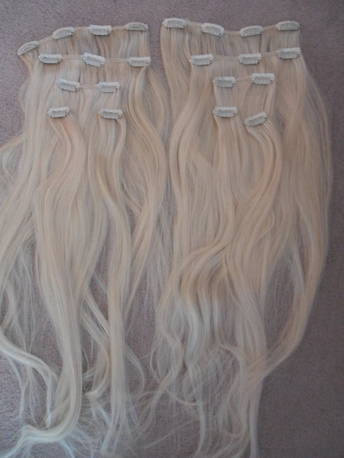 Lauras Little Loves Foxy Locks Clip In Extensions Review