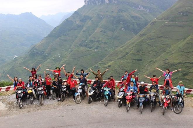 Thuê xe máy ở Hà Giang