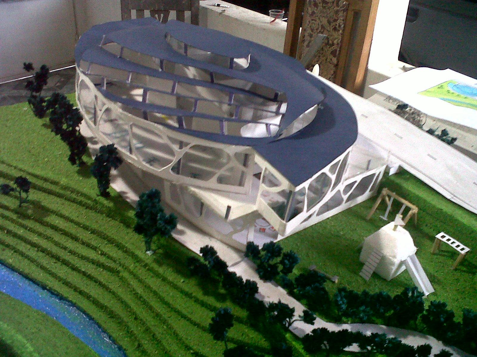 Dise o arquitectonico for Salon de usos multiples programa arquitectonico