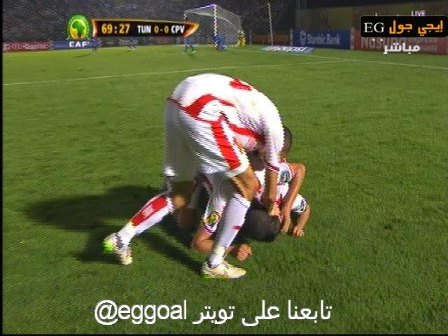 اهداف مبارة تونس و الراس الاخضر بطولة الامم الافريقية Tunisia VS Cape Verde