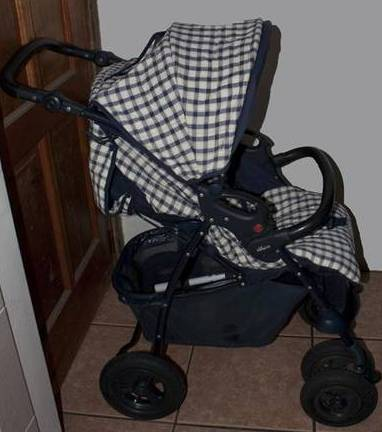 Amy Sweety Store Chicco Pick Up Duo Air Stroller