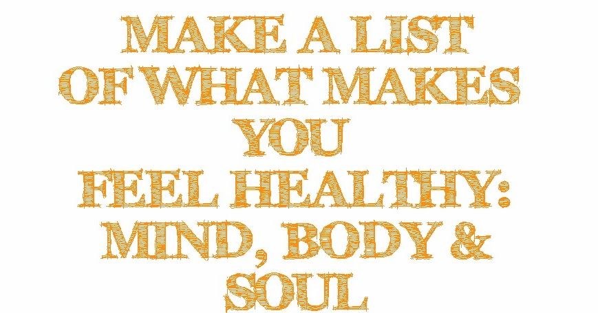 healthy body makes healthy mind essay Road to a healthy body and mind essaya healthy body and mind is very subjective and it depends on each person on how they determine a healthy body and mind each and everyone are unique in their own way therefore, each and everyone have their own perspective on the health of body and mind.