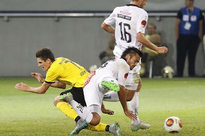 Cuplikan Gol RZ Pellets WAC 0 - 1 Borussia Dortmund