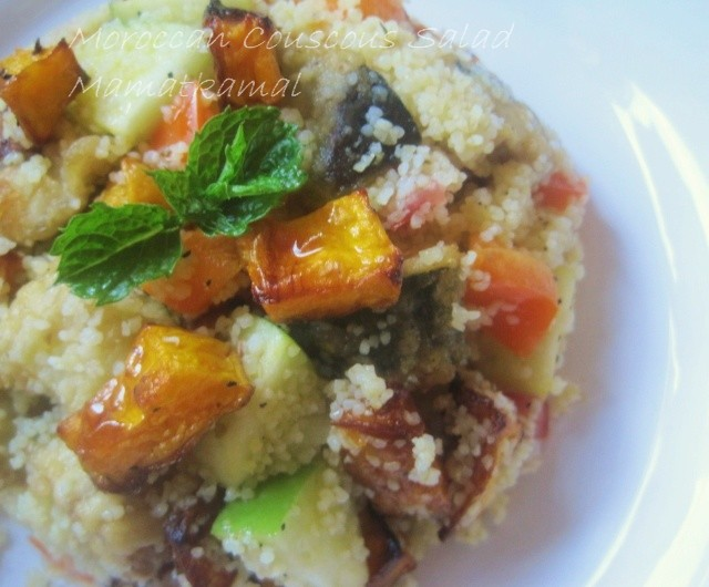 how to make nice couscous