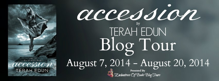 Accession Blog Tour – Book Looks, Excerpt & Giveaway