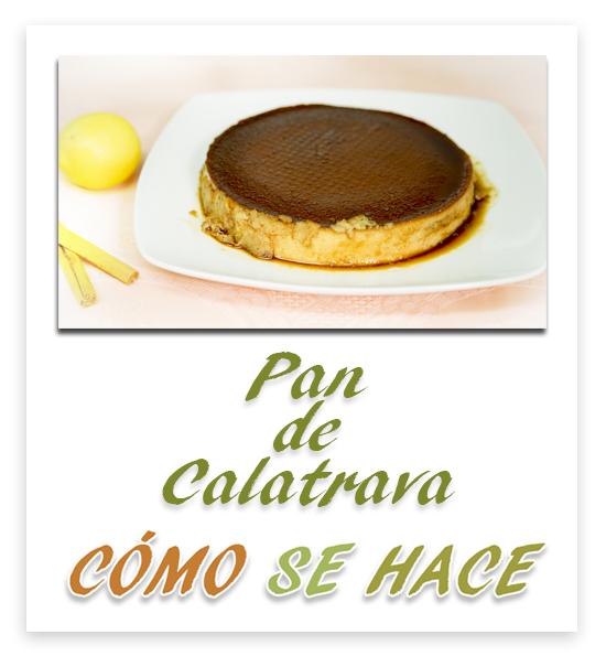 PAN DE CALATRAV...
