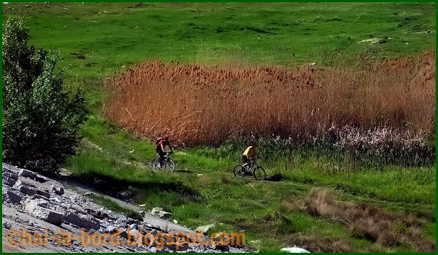 biciclisti lac vacaresti bucuresti