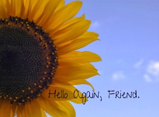 COM Hello again friend