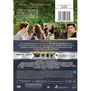 Breaking Dawn 2 back