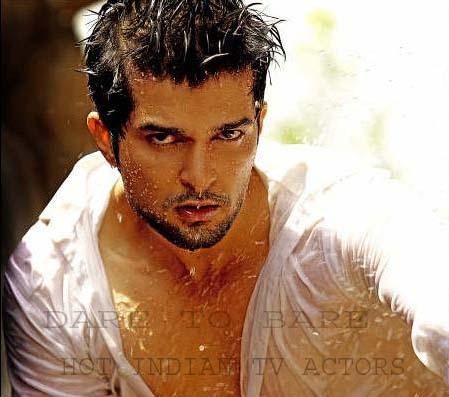 Karan Wahi Shirtless Dare to bare : Hot Ind...