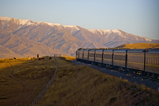 Golden Eagle Luxury Trains is renowned for operating some of the world's most ... Trans-Siberian Express Winter Wonderland.
