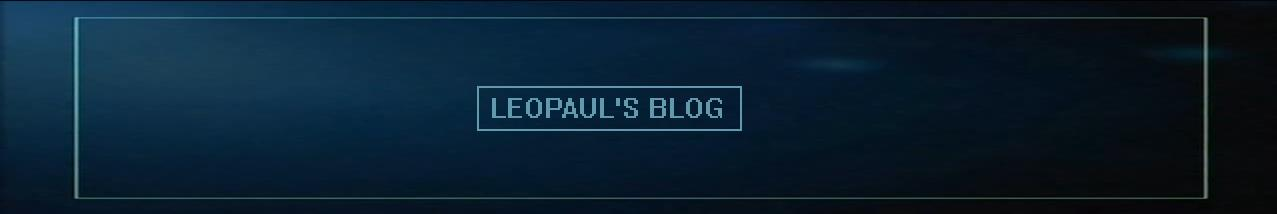 Leopaul's blog