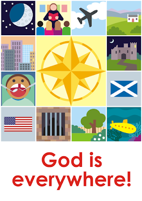 God is everywhere game
