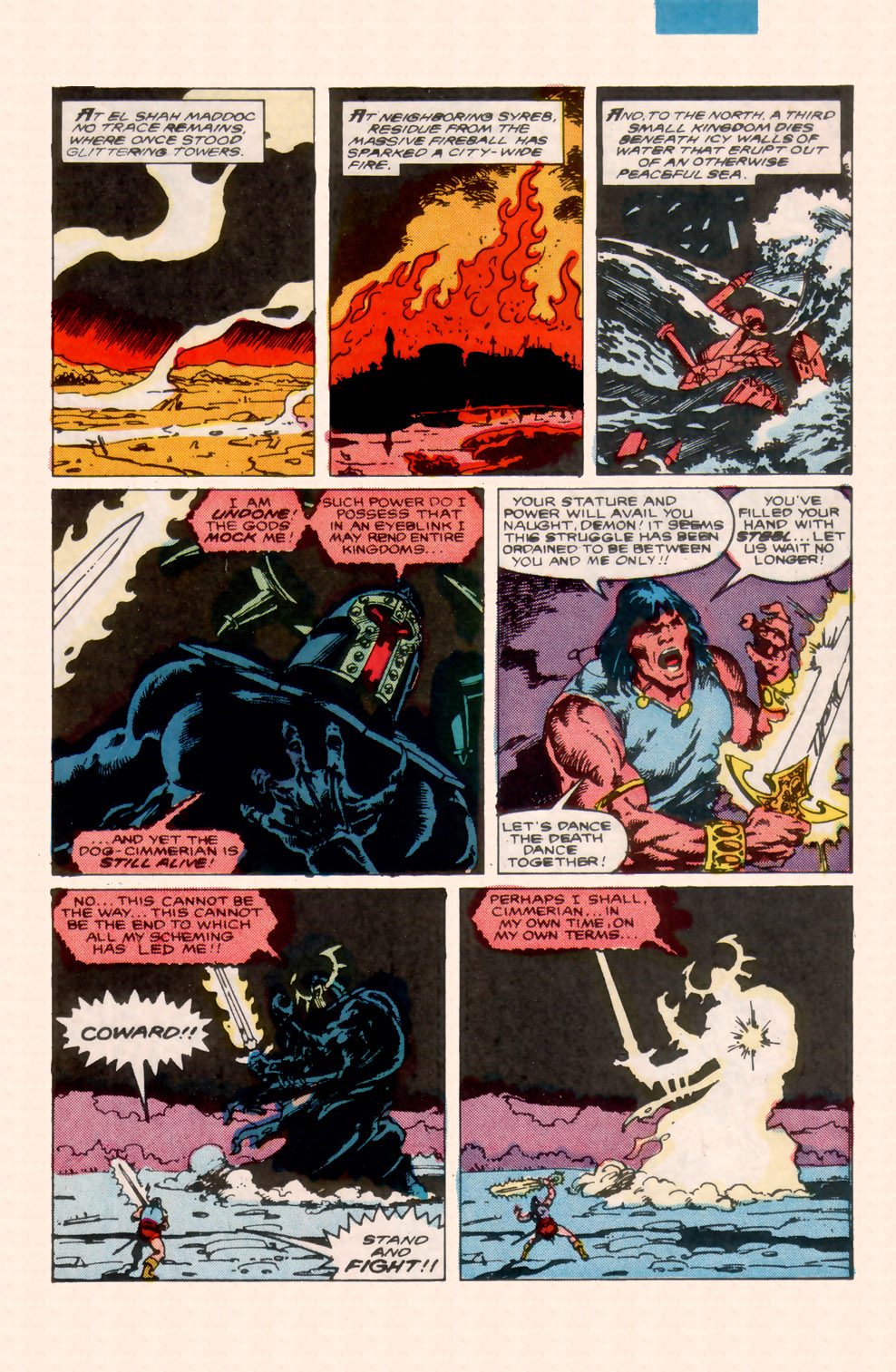 Conan the Barbarian (1970) Issue #200 #212 - English 8