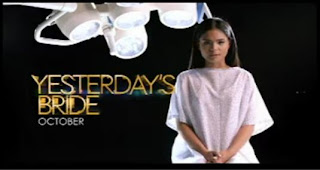 Yesterday's Bride GMA Kapuso Network TV Romance Drama Series