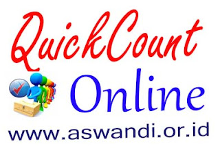 quick count online - real count