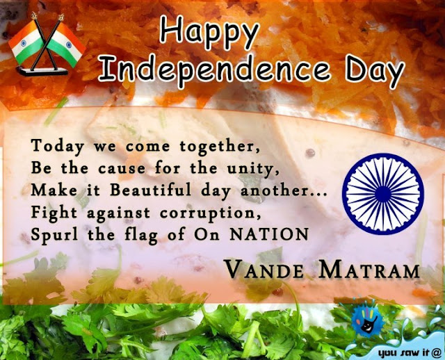 HaPpy Independence day INDIA... :)