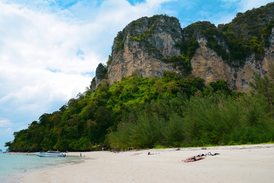 ko poda, wyspy tajlandii