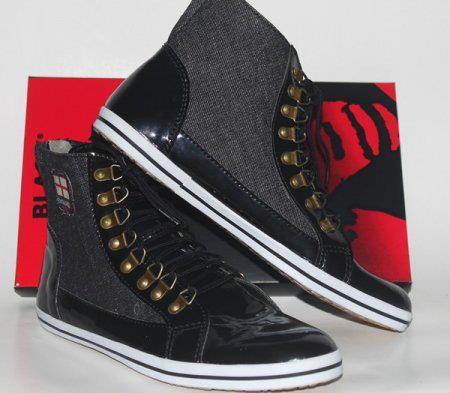 Sepatu Blackmaster High BM47