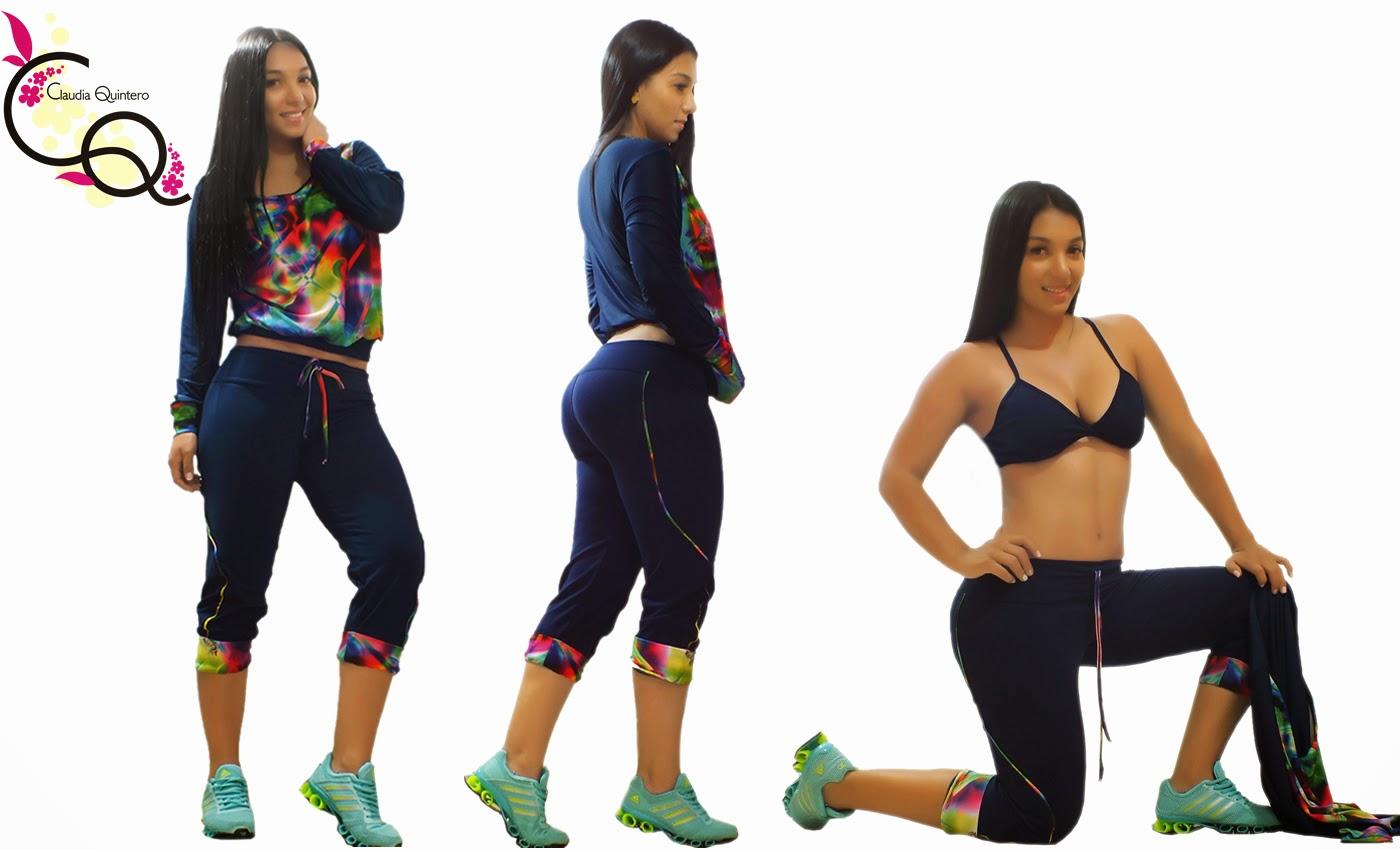 Tendencias en Moda Deportiva 2018 enfemenino - imagenes de ropa deportiva para mujeres