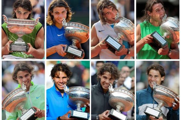 Rafael Nadal:King of Roland Garros