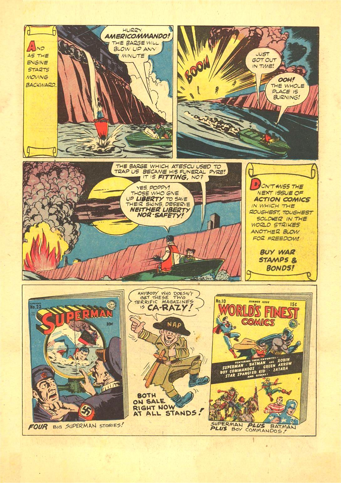 Action Comics (1938) 62 Page 41