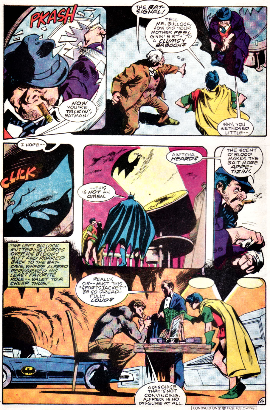 Detective Comics (1937) Issue #555 Page 5