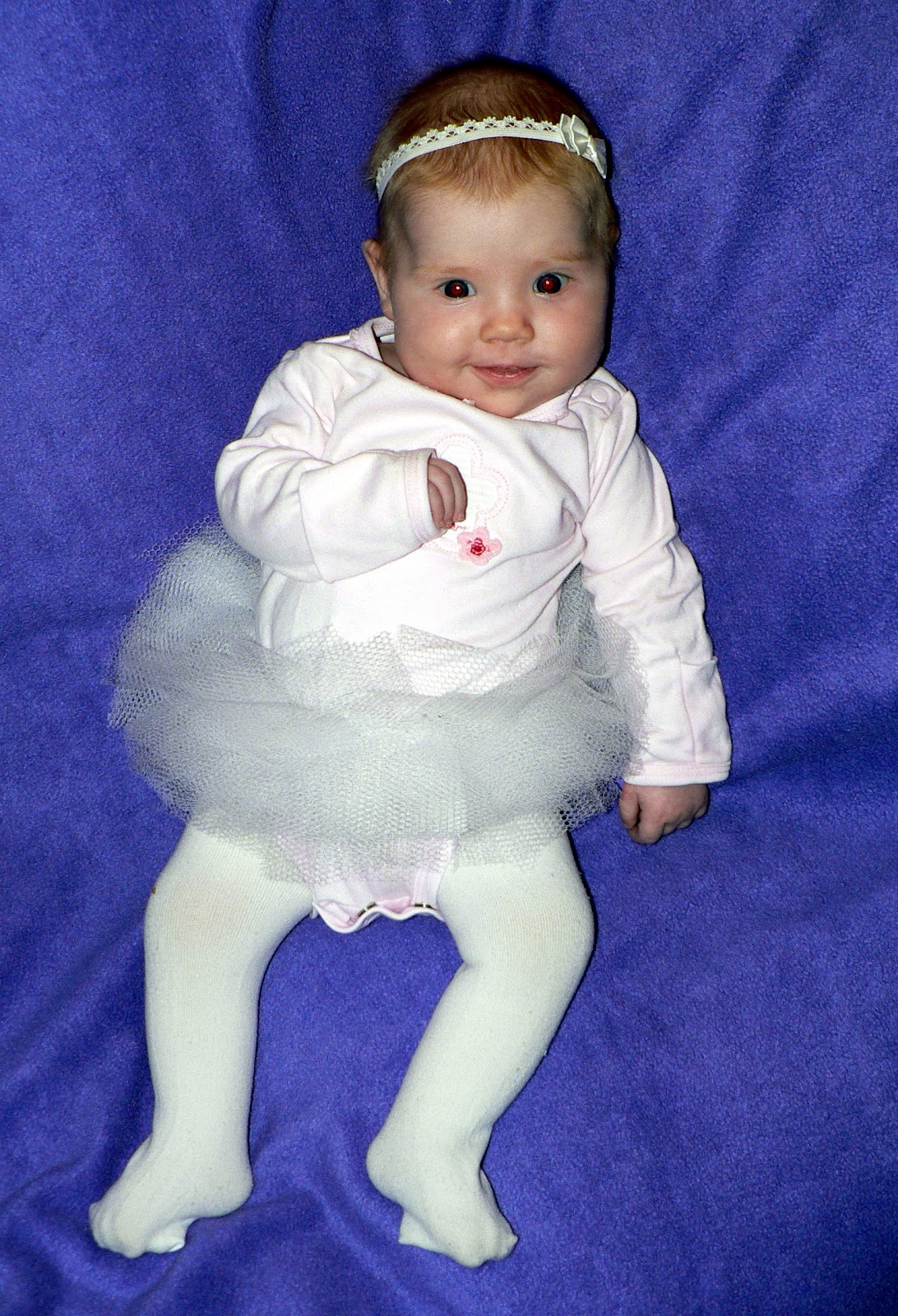 homemade baby ballerina costume  sc 1 st  Bless this Mess & Homemade Halloween Costumes for Kids and Families - Bless This Mess