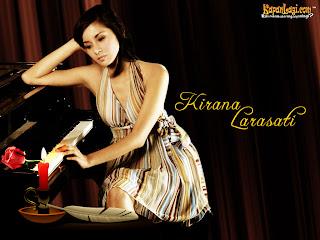 Foto hot Kirana Larasati