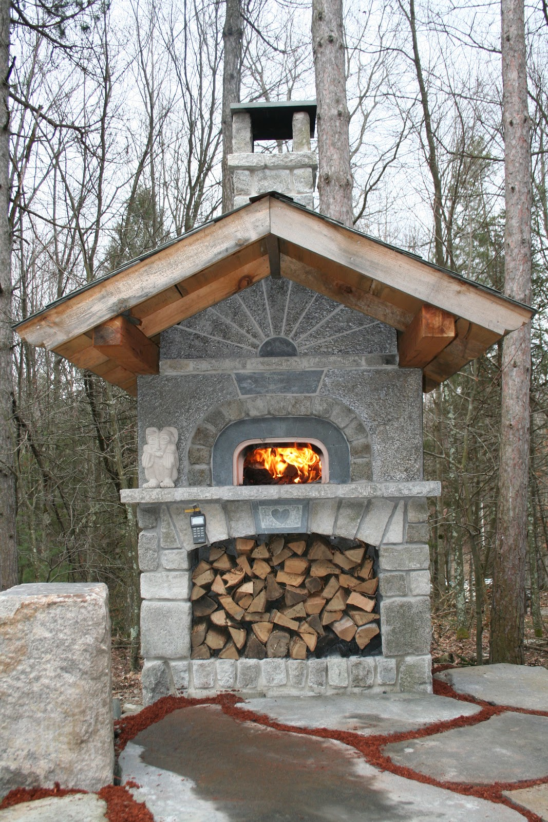 Mortar For Wood Fired Oven : Masonry heaters heater association encourages